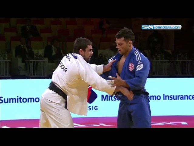 Alan Khubetsov (Rus) VS Zebeda Rexviashvili (Geo) Bronze Medal Contest