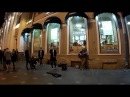 Счастливая Дворцовая площадь, Индийские идолы, Танцы на Невском, Музыканты и Питерские байкеры