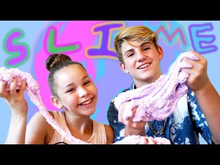 Surprise SLIME For My Girlfriend (MattyBRaps & Olivia Haschak)