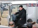 Kim Jong Un visits Sungri Motor Complex & drives truck [English]