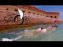 Ep.5 - MAN OVERBOARD Exploring the Dry Tortuga's (Sailing Satori)