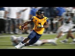 *OFFICIAL* Kareem Hunt || 2016 Toledo Football Highlight ᴴᴰ