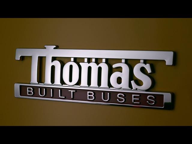 Saf-T-Liner® C2 Jouley School Bus - Thomas Built Buses