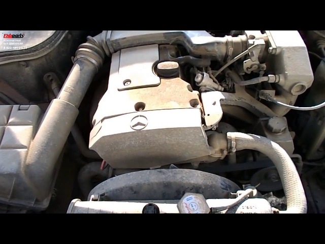 Двигатель (Мерседес) Mercedes Benz C Class 202 W S 1 8, M1