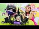 Perioyunları.Peri Ayşe Ursula ve Cadı'nın planını bozuyor! çizgifilmoyuncakları ile video