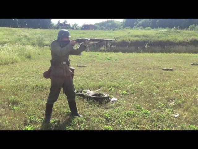 Беги и стреляй. Маузер К98 S42 1937 7.92х57мм Shoot and Run. Mauser K98 S42 1937 7.92x57mm
