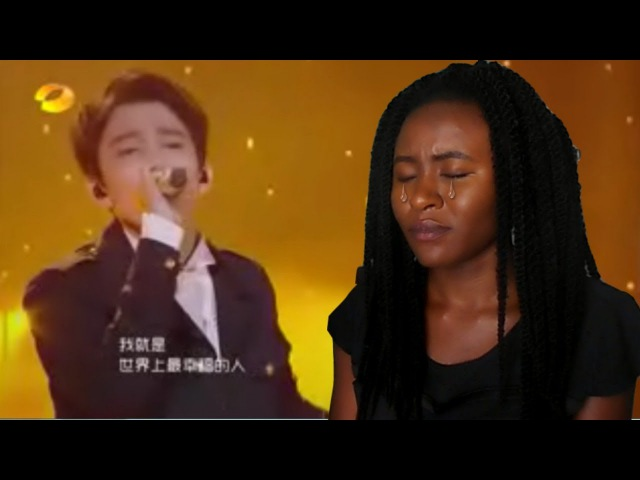 REACTION : THE SINGER 2017 Dimash《Unforgettable Day》 Ep.10