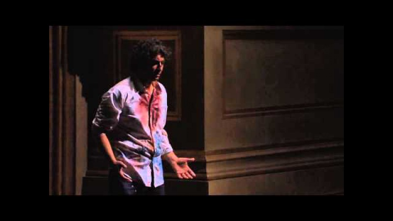 Puccini - Tosca 3 akt «E lucevan le stelle» (Jonas Kaufmann) 2009