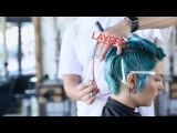 how to cut beautiful short womens haircut