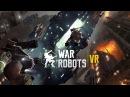 War Robots VR Get into pilot's cabin