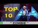 Top 10 Zombie ( Cranberries ) singers | Talent shows Worldwide