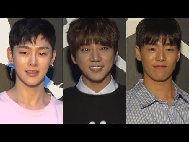 권현빈에 이현우까지…여심 사로잡는 꽃미소 '활짝'