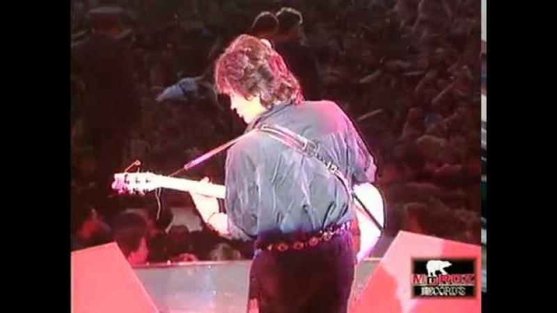 Виктор Цой и группа Кино - Концерт в Лужниках (24.06.1990) Последний концерт