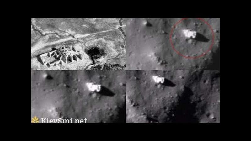 На нашей луне есть кто-то ещёЭто открытие поразило NASSA! ! Full HD