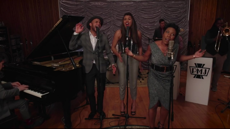 Dont Stop Me Now - Tina Turner Soul Style Queen Cover ft. Melinda Doolittle