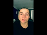 Corey James on VK