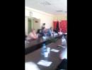 Пресконференция Мархаева