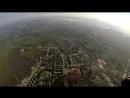 Показательные прыжки город Заринск. 2 августа 2017 г.