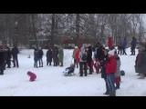 18.02.2018 Масленица.  Живой Родник (ДК Толмачево) 4