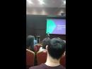 Выступление Артема в Казани