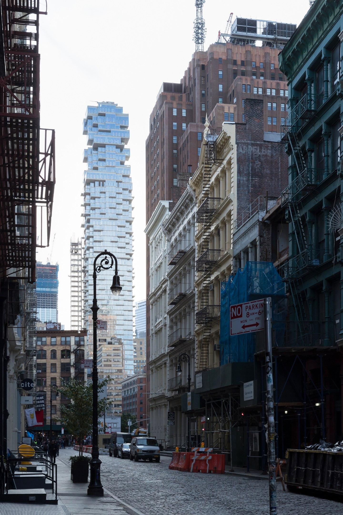 Башня 56 Леонард-Стрит
