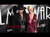 Tara Reid 4th Annual CineFashion Film Awards Red Carpet