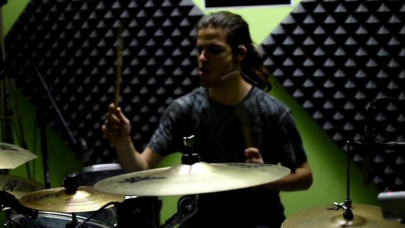 SepticFlesh - Dantes Inferno (Nikitas Mandolas cover)