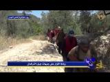 Видео боевиков группировки Джейш аль Нукбах, которые базируются в высогорье на северо-востоке провинции Латакия