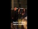 Каст «Агентов Щита» отмечает сотый эпизод / 28 ноября, 2017