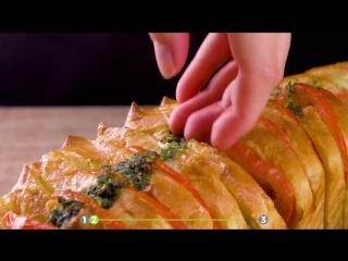 Запеченный хлеб с начинкой - 3 Вкуснейших рецепта!