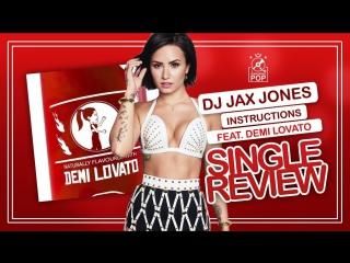 Jax Jones - Instruction ft. Demi Lovato, Stefflon Don (новый клип 2017 Деми Ловать)