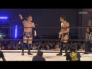 Genki Horiguchi Jimmy Susumu Jimmy Saito vs Ben K Big R Shimizu Naruki Doi Dragon Gate Farewell Jimmyz Gate Day 1