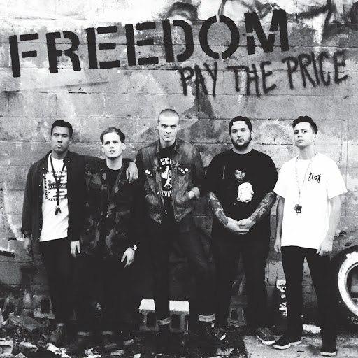 Freedom альбом Pay The Price
