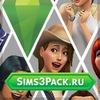 Sims3pack.ru - Дополнения для игр Симс 3, Sims 4