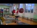Артур Бабаян-02 г/р-на гр. с пл. толчок 180 кг.