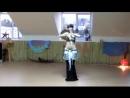 Анжелика 2012 дебют @ Tribal party Созвездие