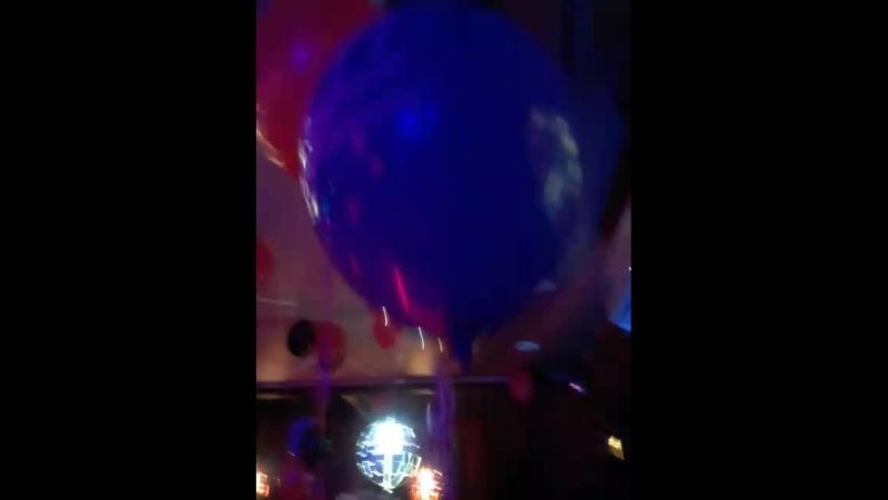 нефтеюганск в клубе на день рождения у Contrast