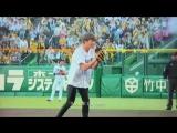 170602 Бейсбольный матч Hanshin Tigers vs Nippon-Ham Fighters