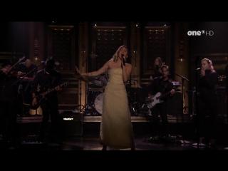 Miley Cyrus - The Climb (The Tonight Show Starring Jimmy Fallon - 2017-10-02)