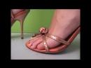 Crush cricket bronze sandals