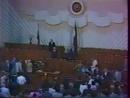 საქართველოს პრეზიდენტის ზვიად გამსახურდიას საგანგებო სიტყვა წარმითქმული 1991წ 7 ივნისი