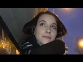 Charlotta Johnson / Czech Car Fuck After Public BlowJob