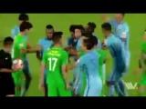 Бурак Йылмаз ударил футболиста в Китае