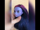 OOAK Monster High Jane Boolittle by Sonia Viva Japan^^ 2