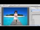 [Видео уроки Фотошоп Adobe Photoshop] Фоновый и Волшебный ластик в фотошопе