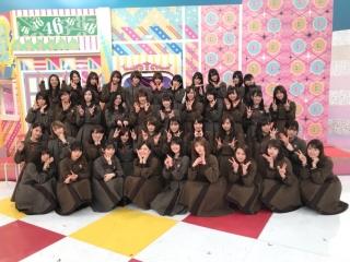 Nogizaka46 - Nogizaka46 6th Birthday Live Nogizaka 46 minutes TV! (2018.02.22)
