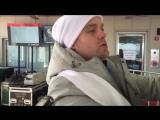 Павличенко показал свои сани и рассказал, что с ними надо делать в такой мороз