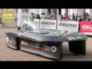 В Австралии начались гонки автомобилей на солнечных батареях