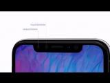 Официальная реклама iPhone X