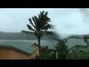 Циклон Гита обрушился на Королевство Тонга в Тихом океане, 70 домов разрушено